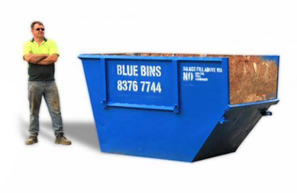 Skip bins hire in Adelaide
