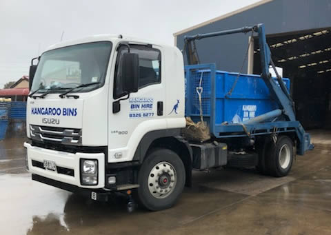 Delivering Skip Bins Adelaide-Wide